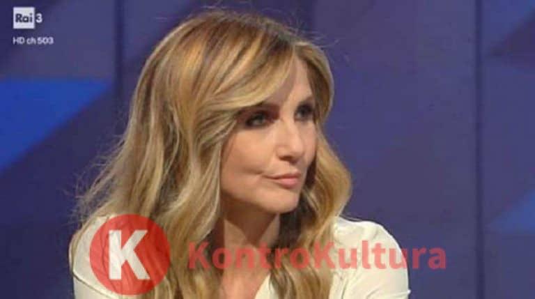 """Sei una milfona"" l'insulto in diretta a Lorella Cuccarini, la reazione choc – Video"