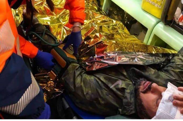 Fabrizio Corona aggredito per colpa della droga: ha rischiato di morire