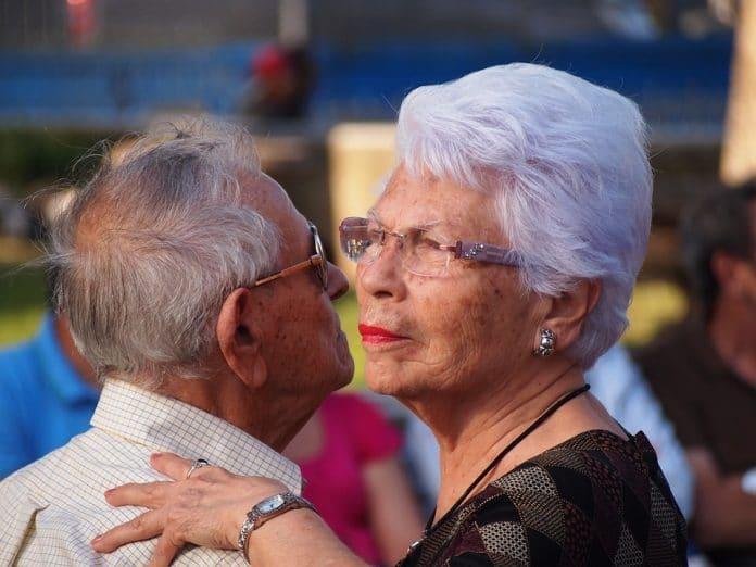 Anziani in forma e in salute
