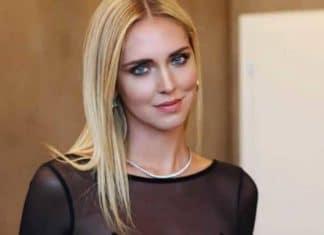 Si mostra mezza nuda su Instragram, Chiara Ferragni senza vergogna