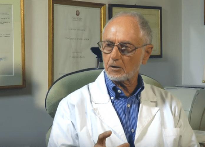 Fernando Aiuti immunologo virus Hiv Aids