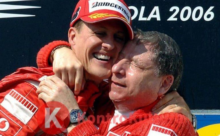 Michael Schumacher choc, Jean Todt rivela: 'Abbiamo visto il gp del Brasile insieme in Tv…'