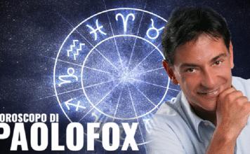 Oroscopo Paolo Fox di oggi 18 dicembre 2018