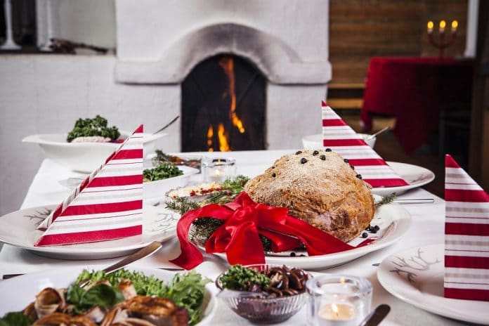 Pranzo Natale come evitare di ingrassare