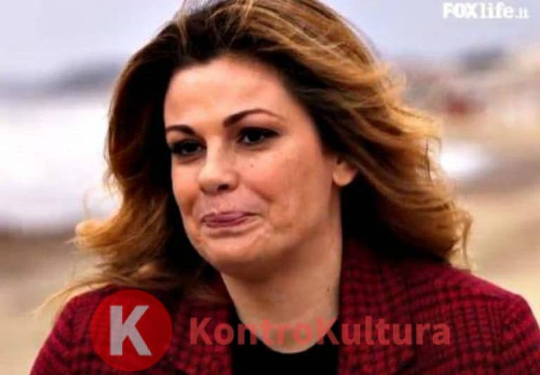 Vanessa Incontrada scoppia a piangere sul set de I Nostri figli, il regista interrompe le riprese