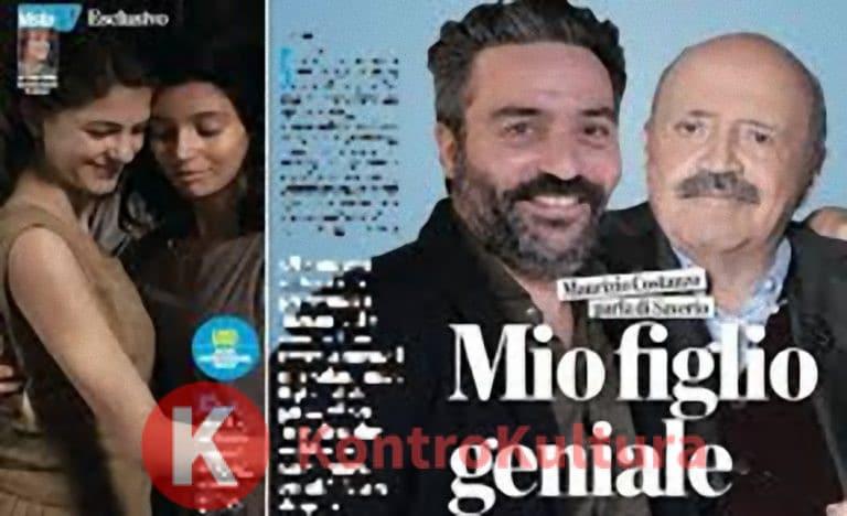 Maurizio Costanzo rompe il silenzio: ecco cosa ne pensa del figlio Saverio