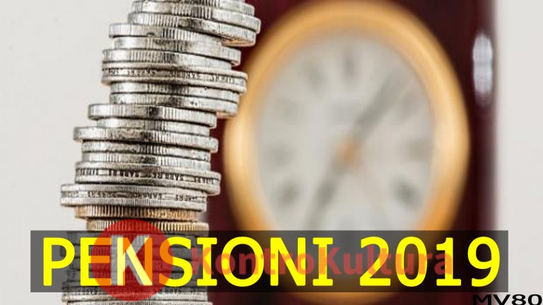 Pensioni 2019: ultime news quota 100, stop adv e opzione donna