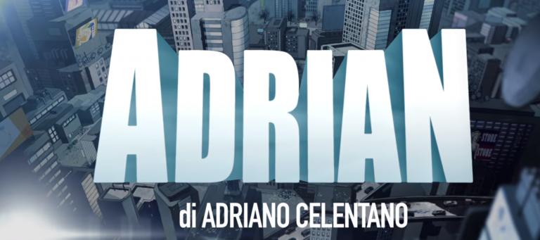 Ascolti tv 7 novembre: flop Adrian di Celentano, Un Passo dal Cielo lo stralcia. Bene Fiorello