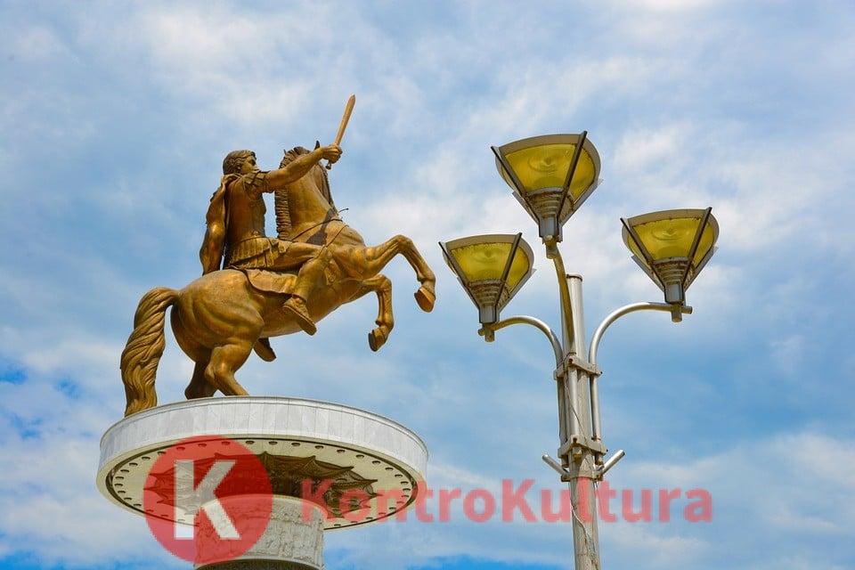 Una sindrome che paralizza, Alessandro Magno fu sepolto vivo