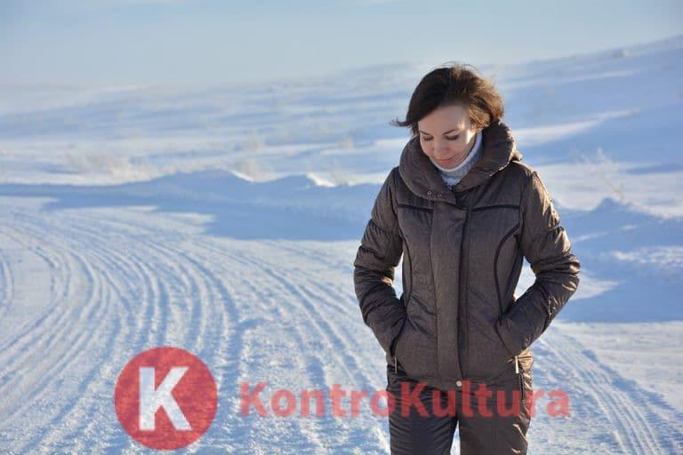 Camminare fa bene anche se fa freddo: ecco perché