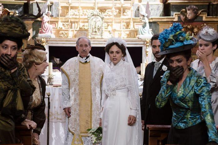 Una Vita anticipazioni 9-10-11 gennaio 2019: Blanca sposa Samuel