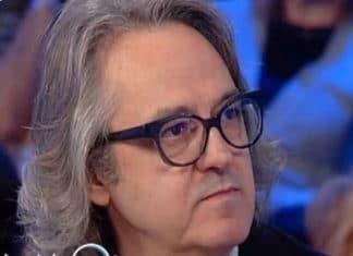 Gigi Marzullo in lacrime
