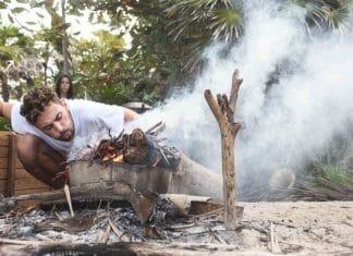 L'Isola dei famosi, stop alla macchina del riso: Giorgia Venturini piange