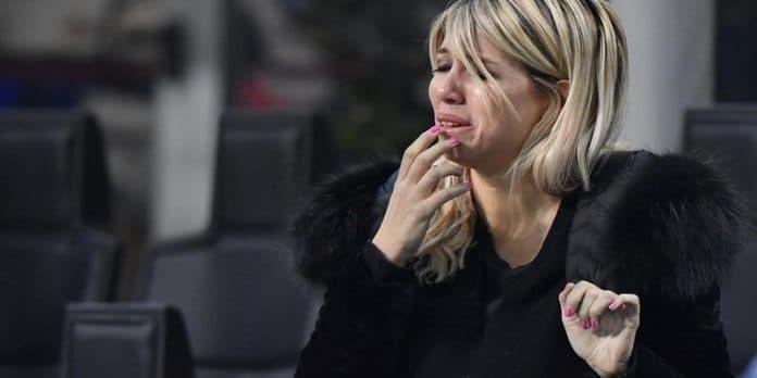 Ivana Icardi piange per Mauro Icardi e lancia un appello d'aiuto a Wanda Nara