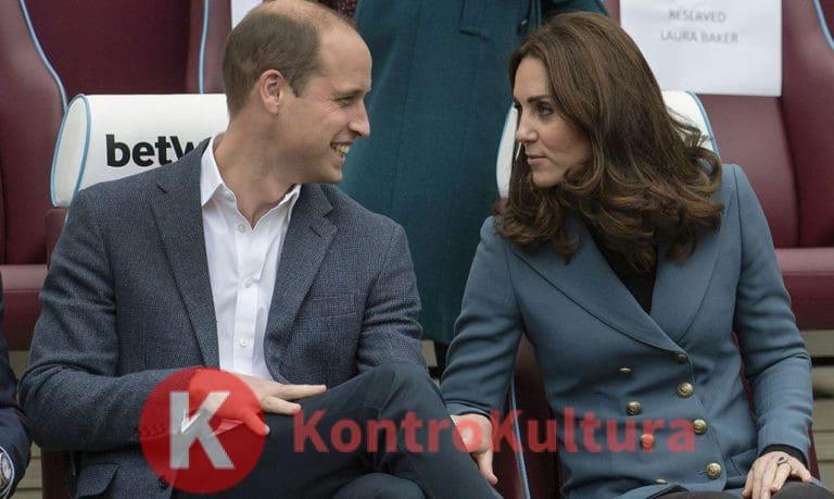 Kate Middleton e l'altra donna del principe William