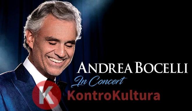 Andrea Bocelli prossimo direttore artistico di Sanremo