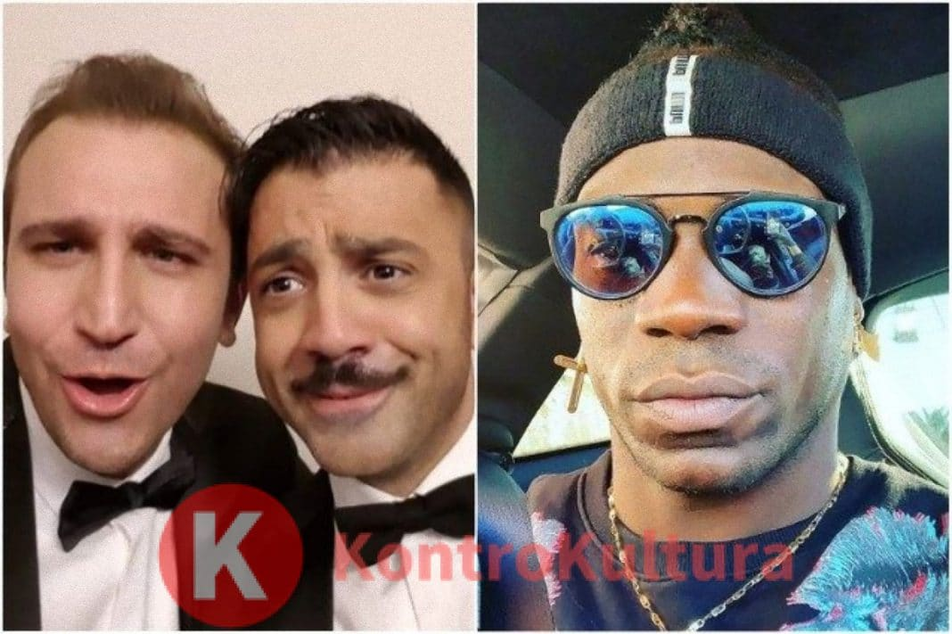 Pio e Amedeo a Balotelli:
