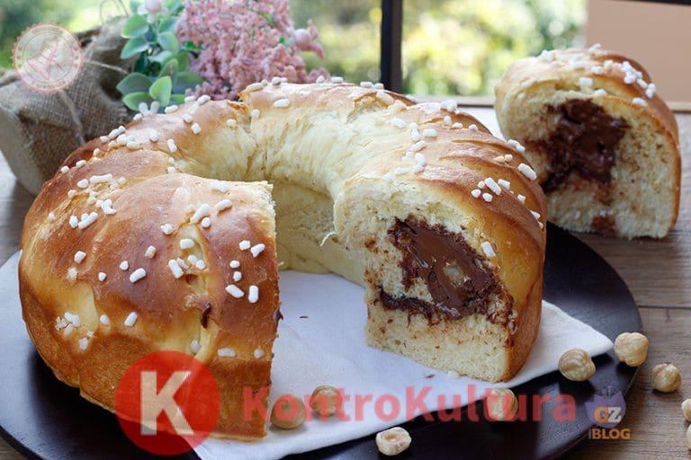 Pan Brioche alla Nutella fatto in casa, ecco la semplice e veloce ricetta