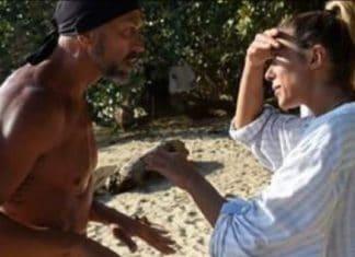 Isola dei famosi, Stefano Bettarini perde il controllo: Soleil aggredita