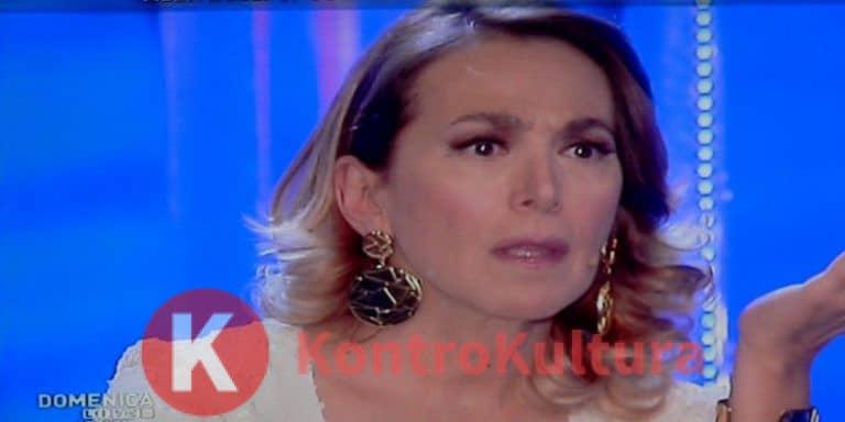 Barbara D'Urso sconvolta a Pomeriggio 5: ex cavaliere di Uomini e Donne mette le corna a Lucia Bramieri