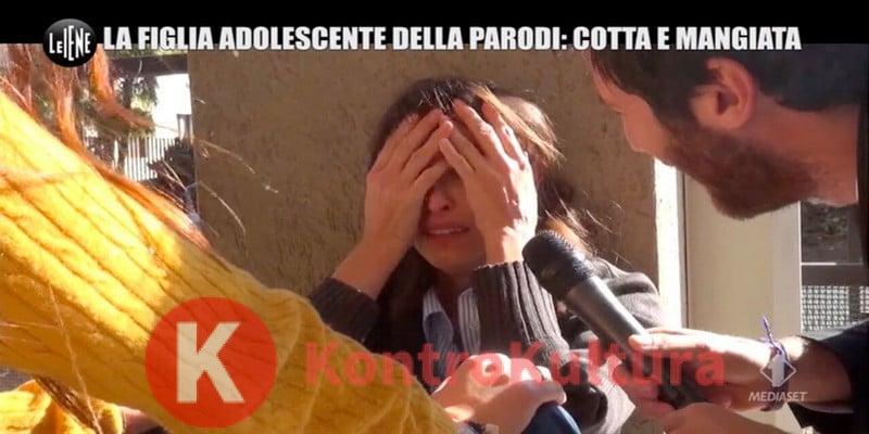 Le Iene, scherzo a Benedetta Parodi: video completo