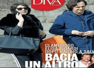 Elisa Isoardi dimentica Salvini con un playboy milionario (FOTO)