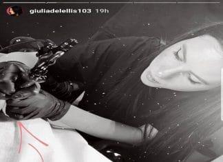Giulia De Lellis e Andrea Damante, ritorno di fiamma: lei si tatua