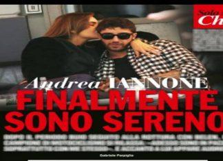 Andrea Iannone dimentica Belen: ora è felice con Audrey Bouetté (FOTO)