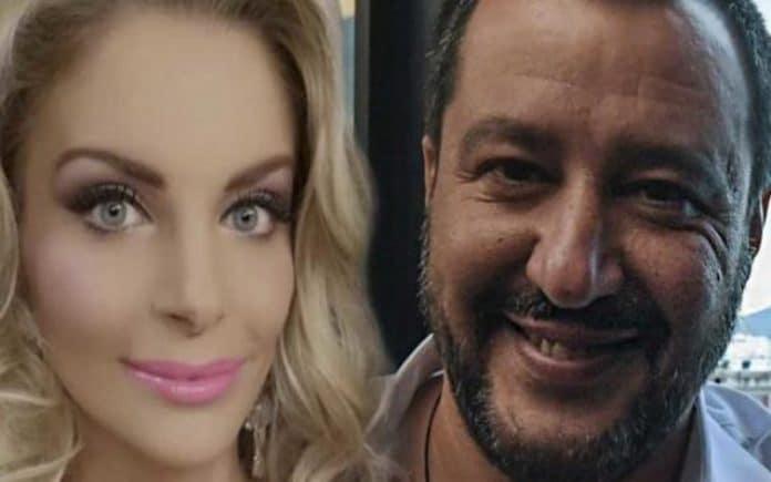 Francesca Cipriani annuncia: 'Strip Tease se Matteo Salvini e la Lega...'