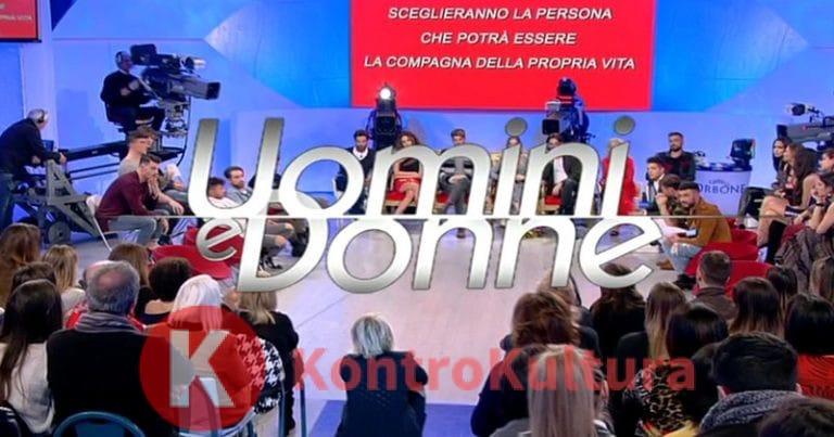 Anticipazioni Uomini e Donne, puntata di oggi 27 marzo: Maria dice addio a Denise e Sebastiano, Pamela e Stefano