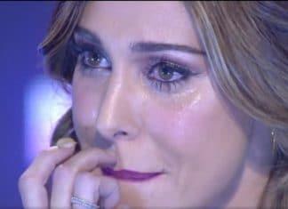Belen Rodriguez, la reazione indignata dopo aver visto Stefano e Corona in tv