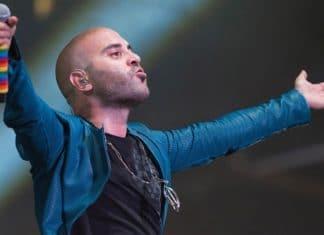 Giuliano Sangiorgi in concerto