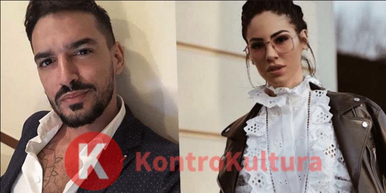 Pietro Tartaglione e Giulia De Lellis: duro scontro social