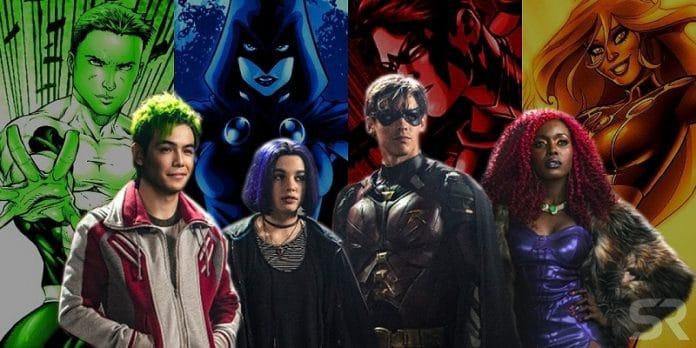 Titans, un nuovo letale villain debutta nella season 2: ecco chi lo interpreta