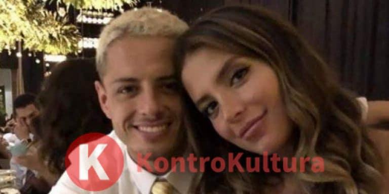 """""""Chicharito"""" Hernandez ha sposato Sarah Kohan e a giugno nascerà il primo figlio"""