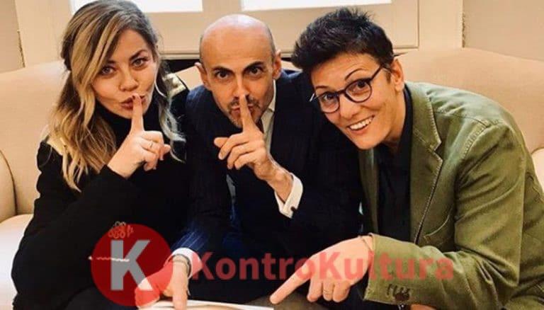 Eva Grimaldi e Imma Battaglia si sposano a Maggio