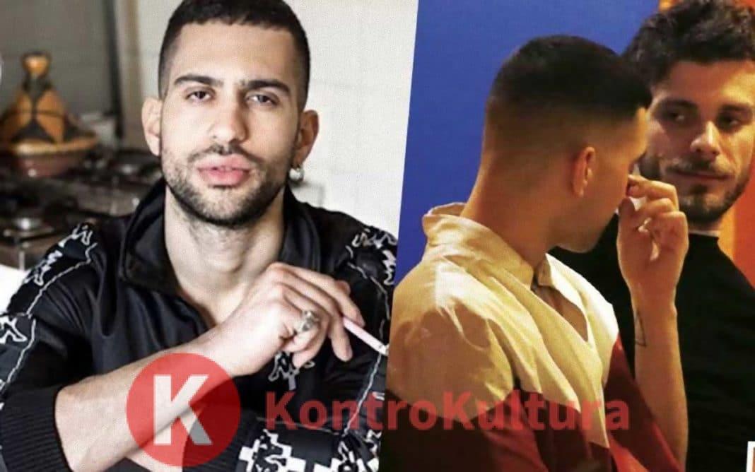 Mahmood litiga con il fidanzato: svelato il presunto motivo