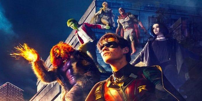 Titans 2: clamoroso debutto di una new entry dal fumetto originale