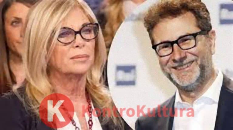 Fabio Fazio, Rita Dalla Chiesa al veleno contro il conduttore di Che Tempo Che Fa: ecco il motivo