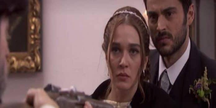 Il Segreto anticipazioni 11-12-13 aprile 2019: Raimundo caccia Saul e Julieta