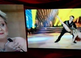 Ballando con le stelle, Alessandra Tripoli: incidente hot durante l'esibizione