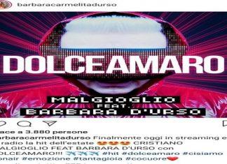 Barbara d'Urso sbarca in radio con Cristiano Malgioglio: 'Dolceamaro' tormentone dell'estate 2019