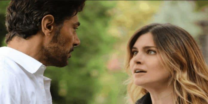 Mentre Ero Via anticipazioni quinta puntata: Monica smaschera Riccardo