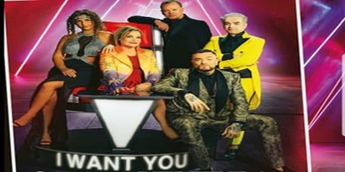Replica The Voice Of Italy 6, prima puntata del 23 aprile in streaming