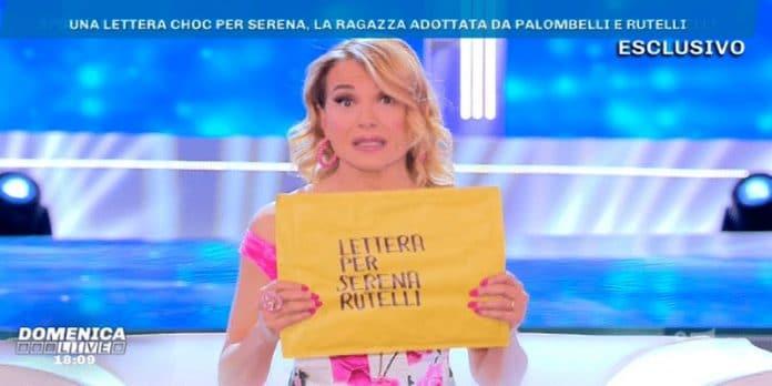 Grande Fratello, Serena Rutelli: lettera struggente dalla mamma
