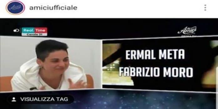 Amici serale, eliminato 6 aprile: ospiti Ermal Meta, Al Bano e Fabrizio Moro