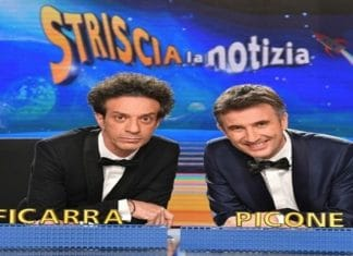 Striscia la Notizia, via Ficarra e Picone: dal 15 aprile arrivano...