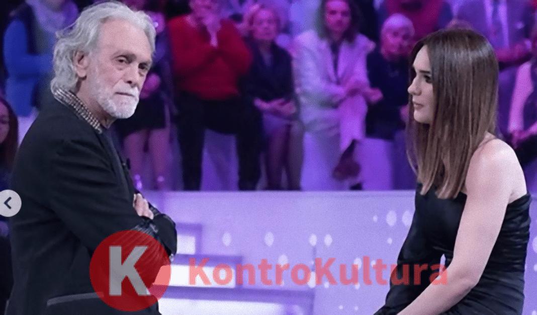 Verissimo, Riccardo Fogli si confessa sulla moglie Karin Trentini