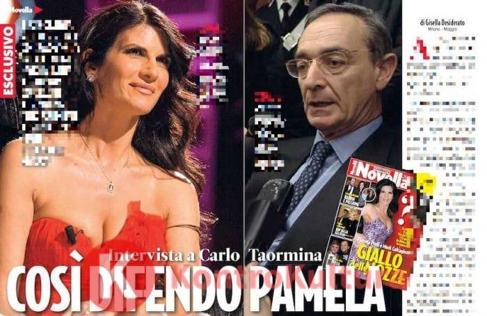 Matrimonio di Pamela Prati: Marco Caltagirone chiama in diretta Barbara D'Urso