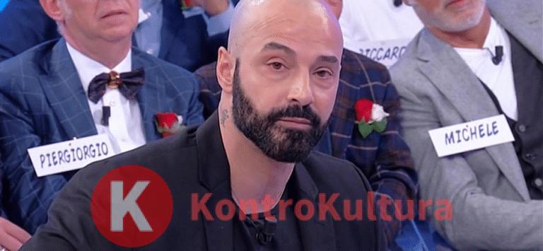 Uomini e Donne: Fabrizio Cilli manda una lettera di scuse alla redazione